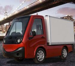 ECV Cargo Car - 5.0 Elektrisk Commercial Vehicle